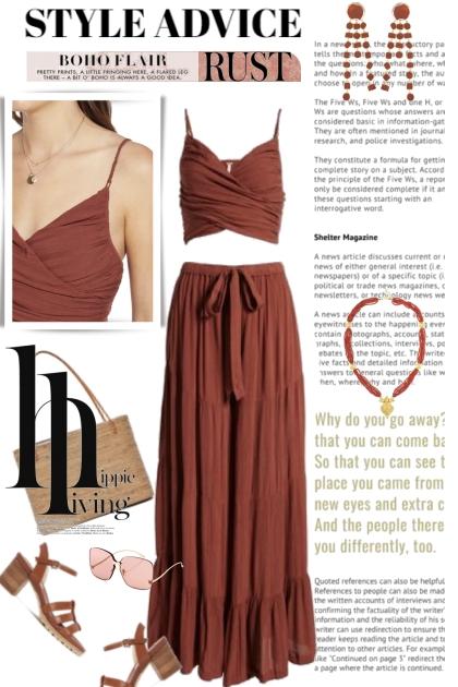 Style Advice Rust