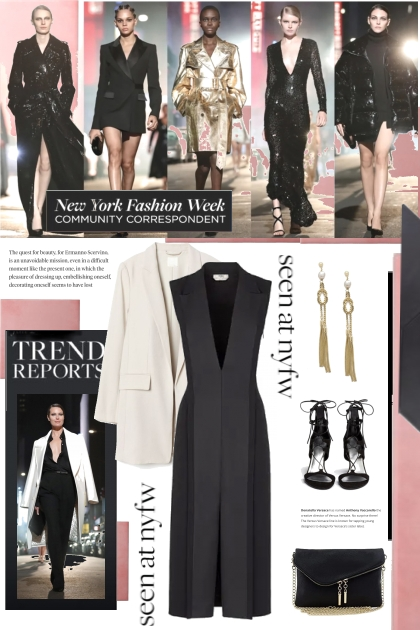 NEW YORK TREND REPORTS