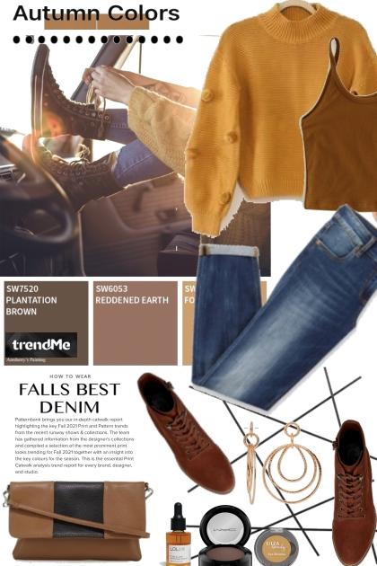 Autumn Colors Trend