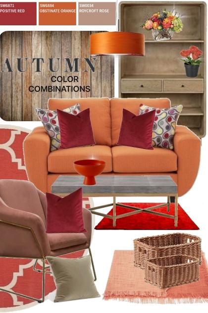 Autumn Color Combinations
