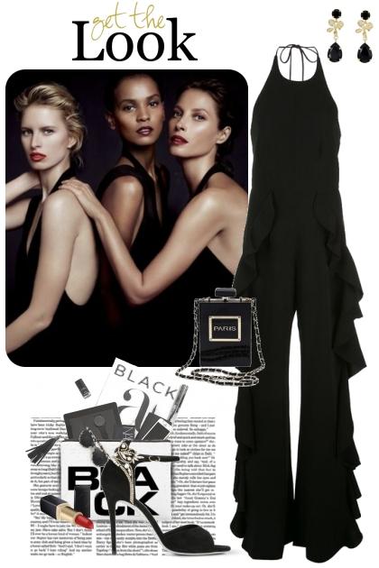 Get The Look in Black