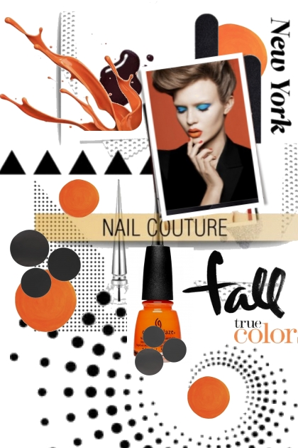 Nail Couture For Fall