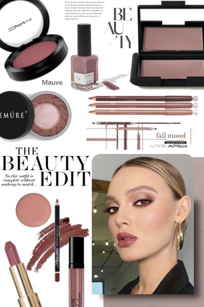 The Mauve Beauty Edit