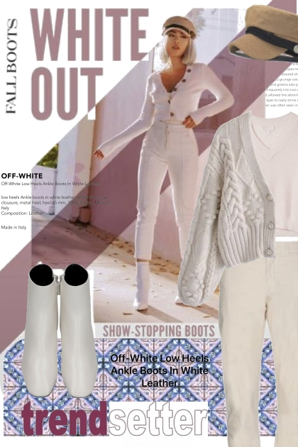 Fall White Out