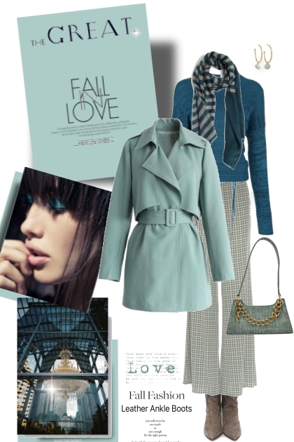 Falling in Love with Fall Fashion