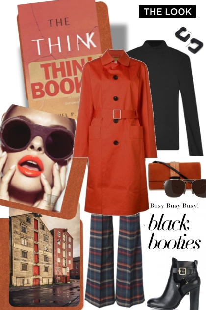 THE LOOK FOR FALL BOOTIES