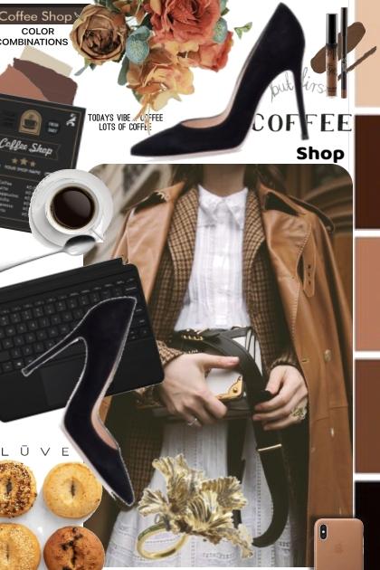 Coffee Shop Color Combinations