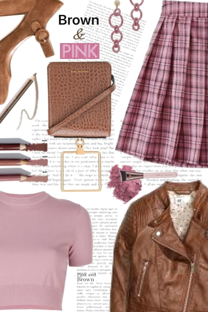 Brown and Pink Trends