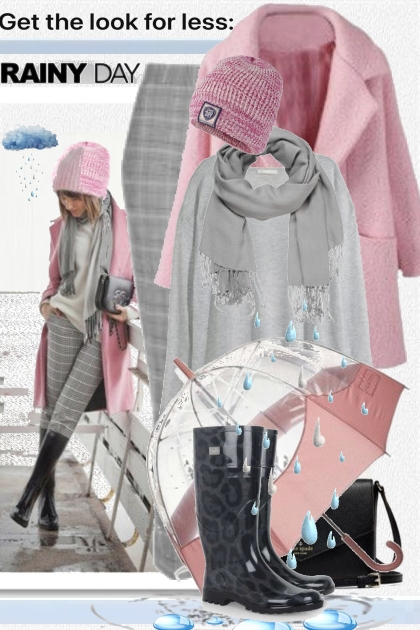 Get The Rainy Day Look For Less