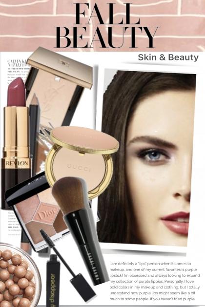 Fall Beauty Skin and Beauty