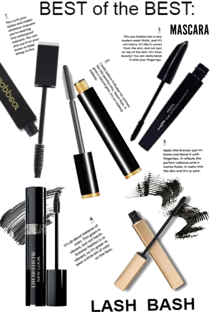 Best of the Best Mascara