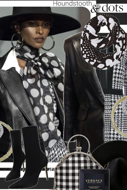 Houndstooth and Dots