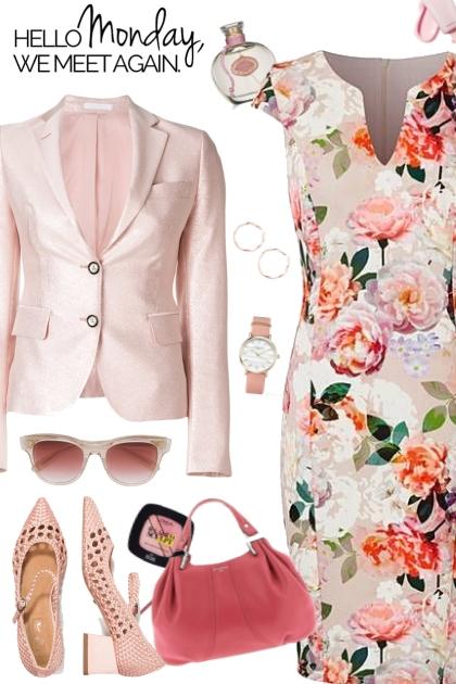 Hello monday...- Fashion set