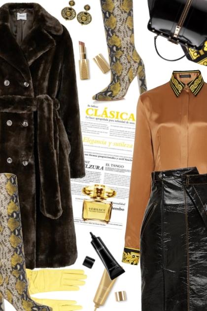 Winter, winter- Fashion set