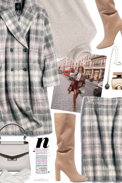 Plaid...- Fashion set