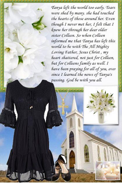 In Memory of Tanya