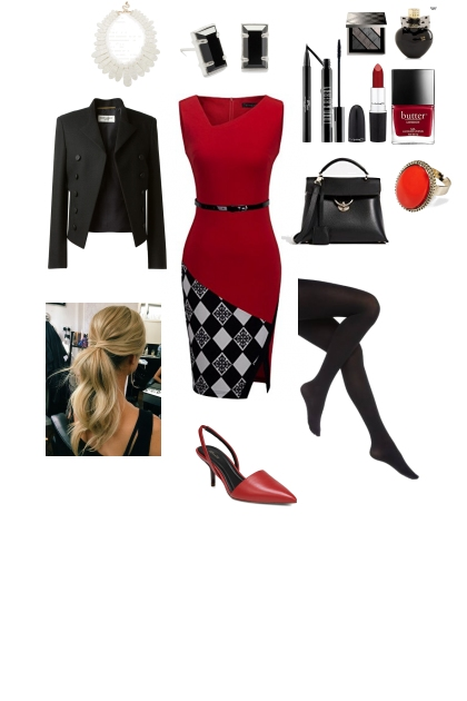 Red Sophisticated