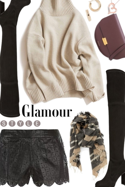Glamour Fall Style