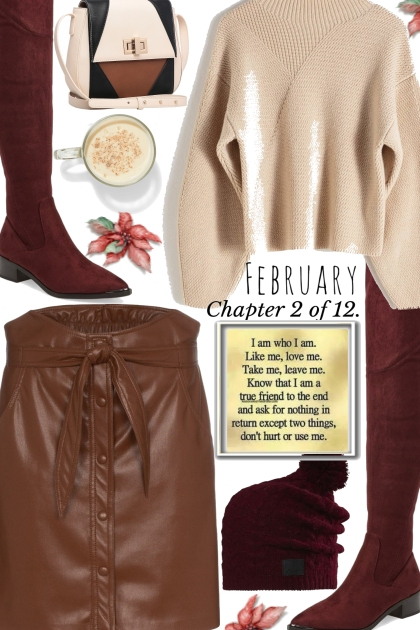 February in Fashion!