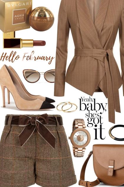 Ladylike Brownie
