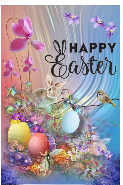 Happy Easter Everyone!!