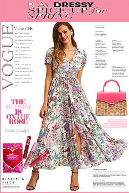 Play Dressy Spice Up For Spring