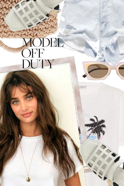 Taylor Hill - Model off Duty