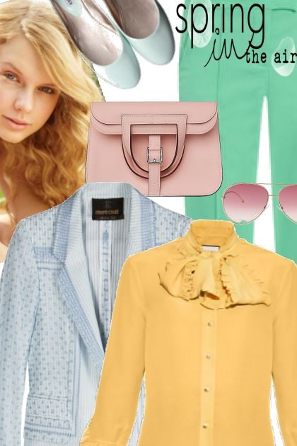 Spring Pastels in Trend