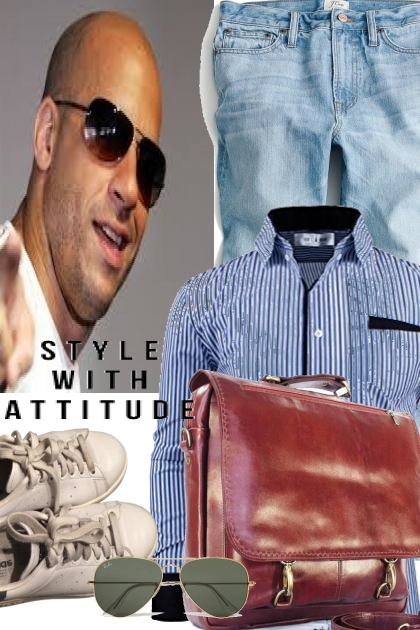 Vin Diesel - Menswear