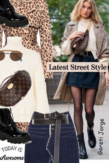 Latest Street Style