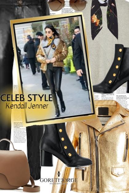 Street style - kendall Jenner