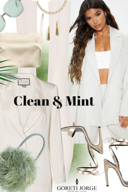 Clean & Mint- Fashion set
