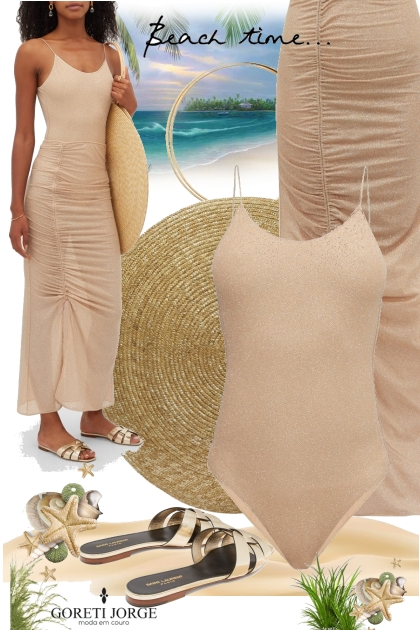 For Beach- Fashion set