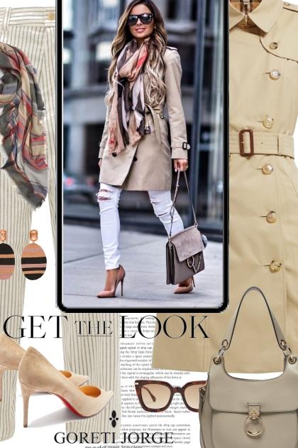 get The Look - Street Fall- Kreacja