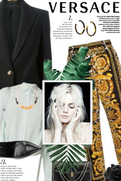 Versace for Her- Combinazione di moda