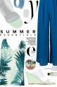 Summer Blue Breeze~
