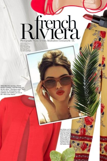 French Riviera Kiss
