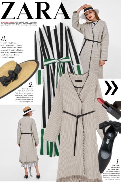 Zara Fashion Style