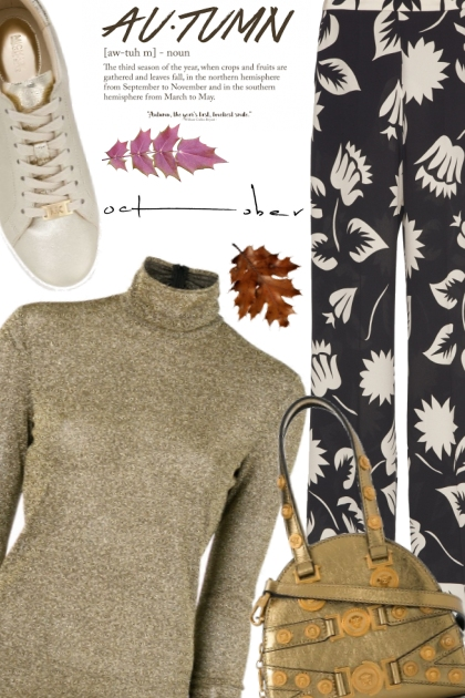 October Chills- Fashion set