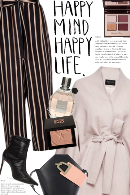 Aspects of Happy