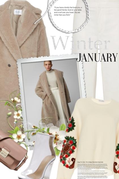 winter luxe