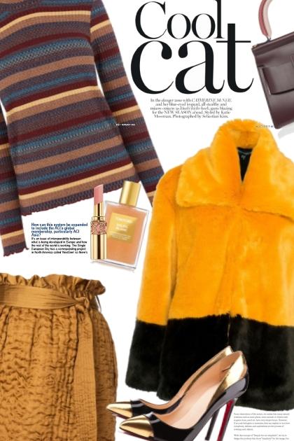 Cool Fashion Warmth