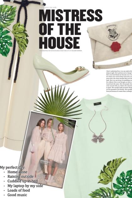 Tropical Satisfaction- Fashion set