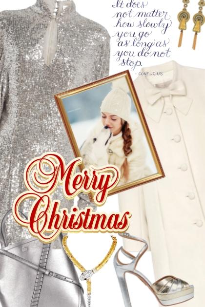 Back for Christmas- Fashion set
