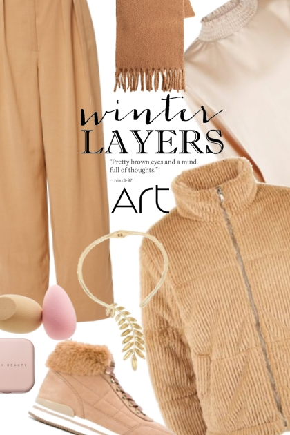 Winter Layers- Fashion set