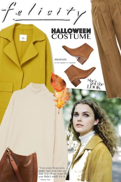 Felicity Porter Costume