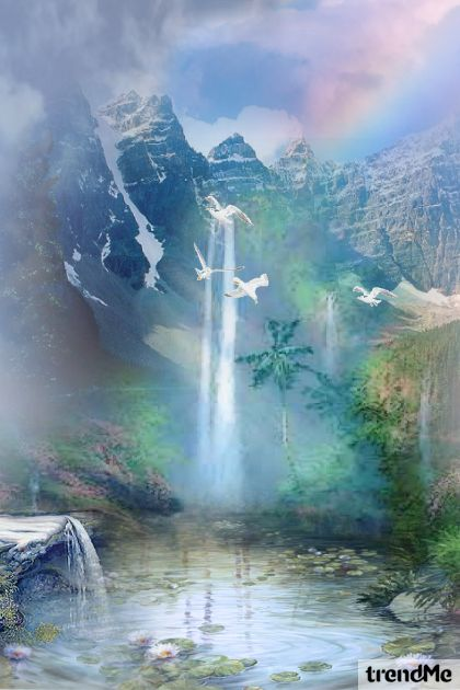 Waterfall of Tranquility