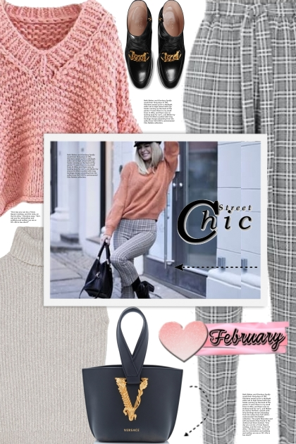 Spring street chic - Modna kombinacija