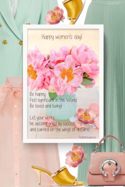 Happy women`s day !