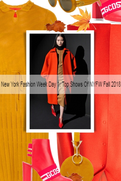 Top Shows Of NYFW Fall 2018